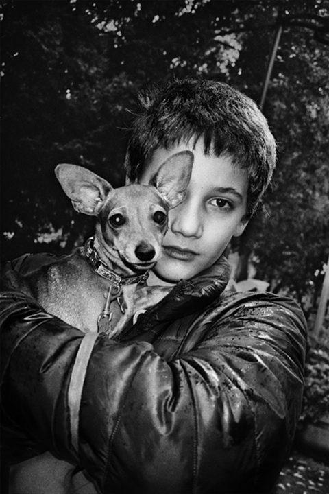 Anders Petersen, To Belong, 2012, courtesy of Anders Petersen and Studio Blanco