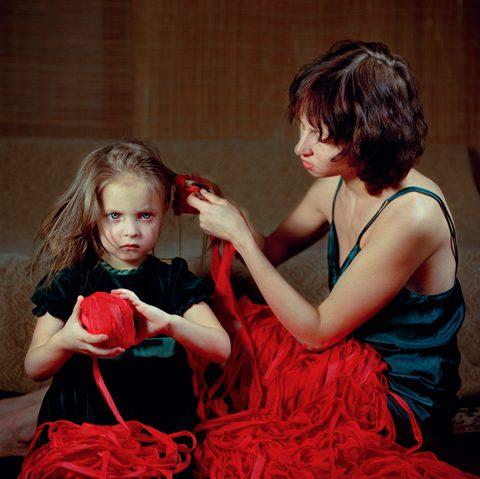 Viktoria Sorochinski, Exchanging Wisdom, Montreal 2006 © Viktoria Sorochinski