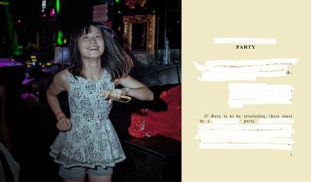 Dal libro di Cristina De Middel, Party. Quotations from Chairman Mao Tse Tong, Editorial RM + AMC, 2014