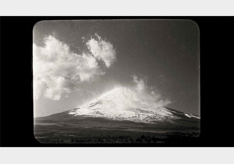 Masanao Abe, Cloud Film No. 116 b, Gotemba, Japan, 1932 © Archive Masanao Abe