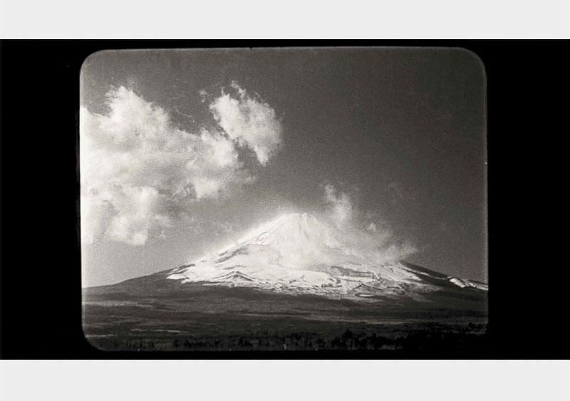 Masanao Abe, Cloud Film No. 116 b, Gotemba, Japan, 1932 © Archive Masanao Abe