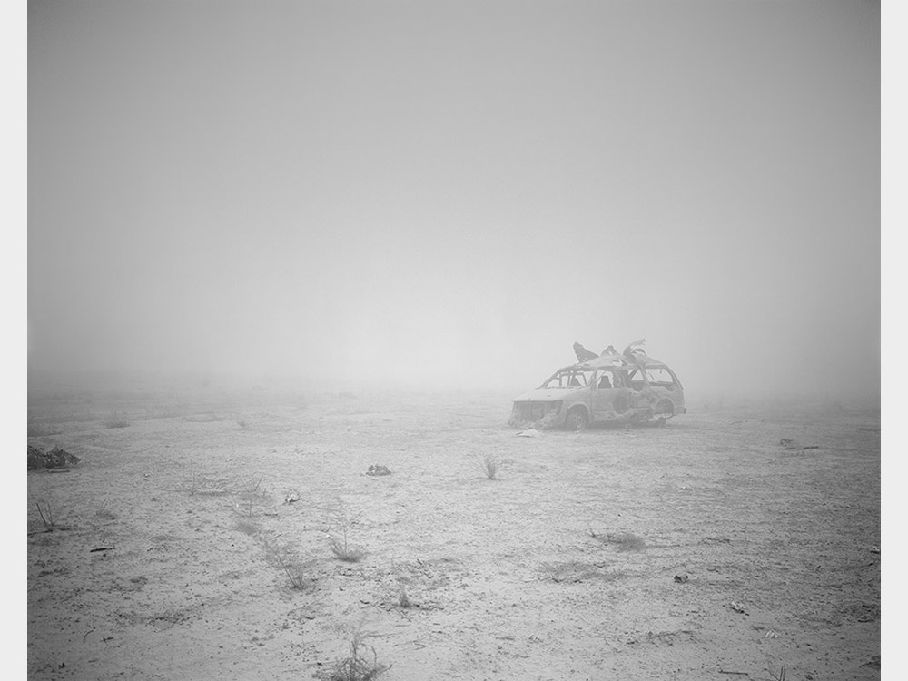 Espace Al-Anbar, 2009 © Richard Mosse. Courtesy of the artist and Jack Shainman Gallery, New York