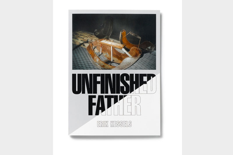 Unfinished Father © Erik Kessels