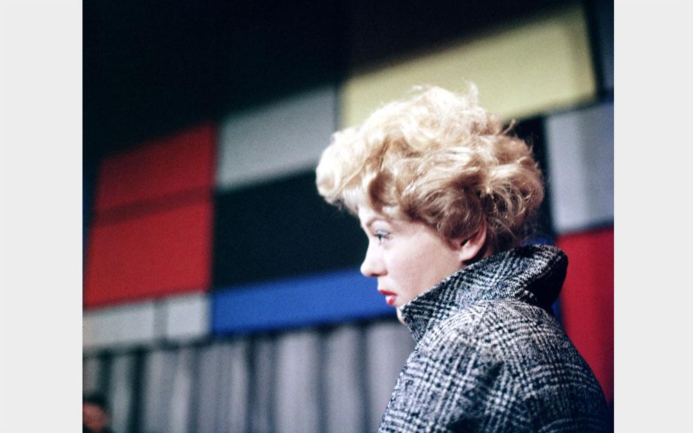 Helen Merrill, Sanremo1961 © Riccardo Schwamenthal / CTSimages - Phocus