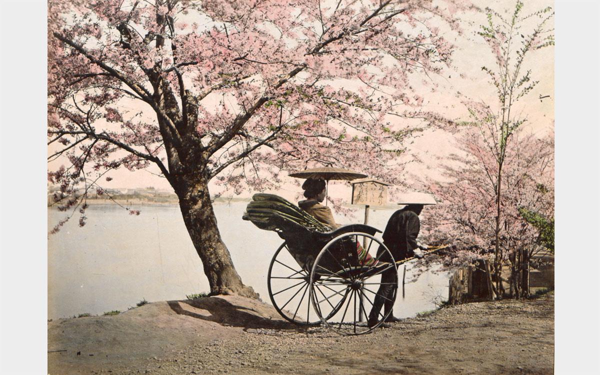 Felice Beato, Giappone: usi e costumi, ca. 1861
