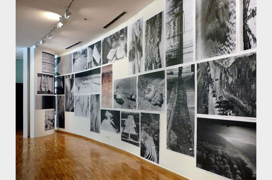 Untiteld, 2011, Espai Cultural Obra Social Caja Madrid, Barcelona © Batia Suter