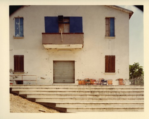 Guido Guidi, Bertinoro, 1984