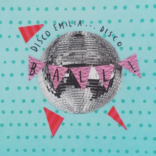 Disco EmiliaDisco Ball!