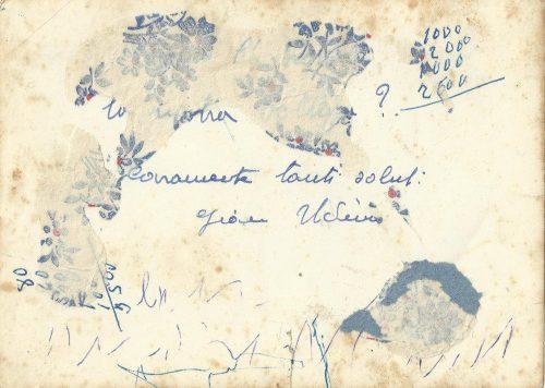 immagini tratte dall'archivio privato di un comune cittadino (Giovanni Marconi) su cui sta lavorando il gruppo 18_25 di quest'anno assieme a Giuseppe De Mattia #2