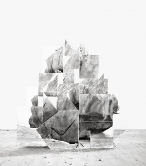 Noémie Goudal, Soulevement VI, 2018, Collection Centre Georges Pompidou, © Noémie Goudal