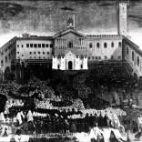 Festa religiosa in Piazza del Duomo