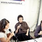 Radio Rumore Web, Chiostri di San Pietro, 2011