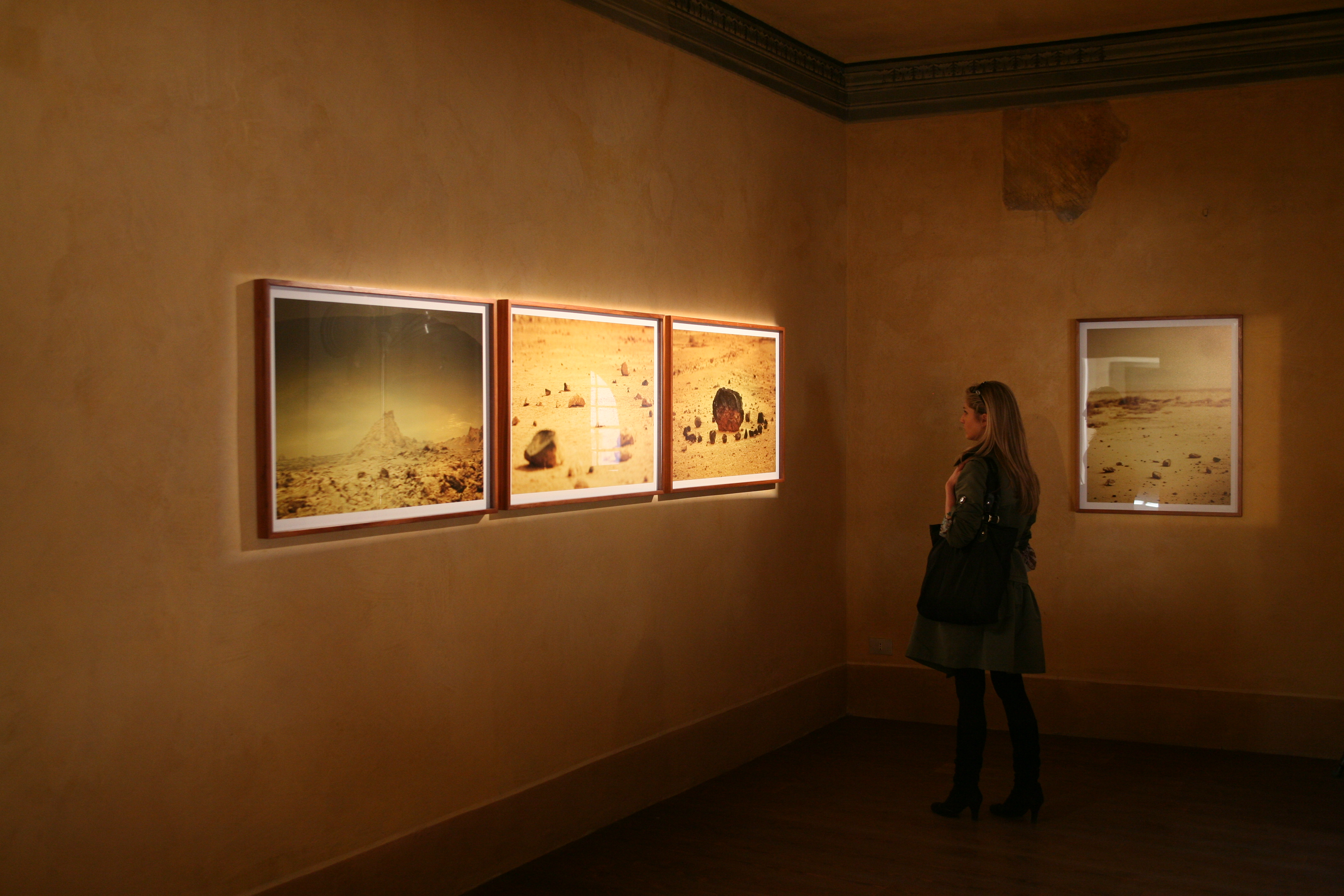 Mostra Marco Signorini, 2009