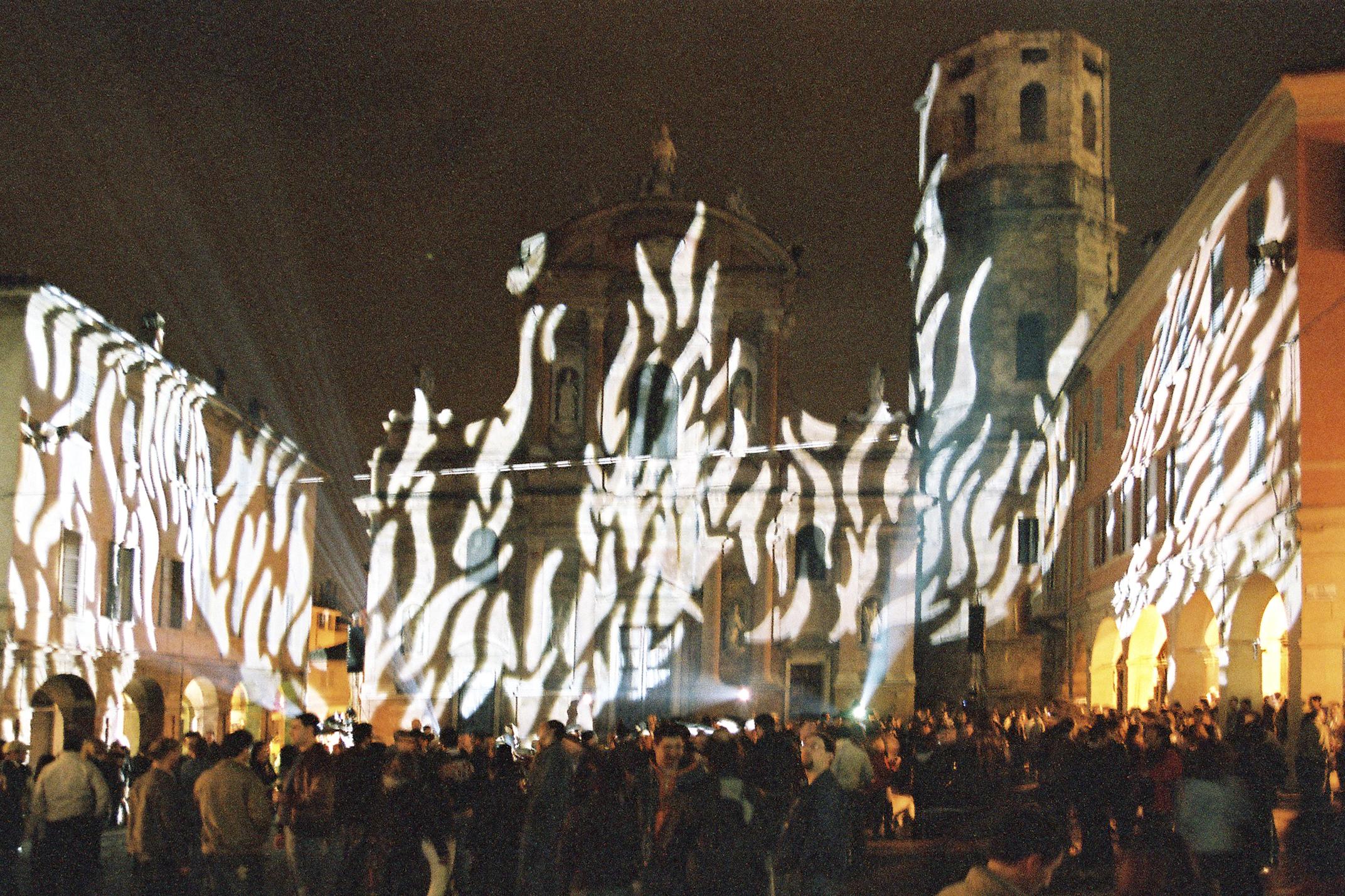 Piazza San Prospero, 2006