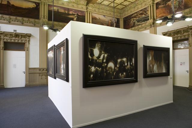 Mostra Pierre et Gilles, 2008