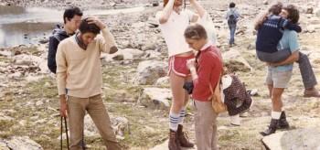 Autore Sconosciuto, Sergio with some friends, Dolomiti di Brenta, 1980 © Doriana Romagnoli