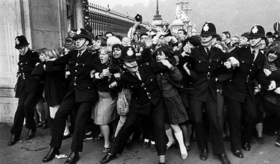 26 ottobre 1965, Buckingham Palace