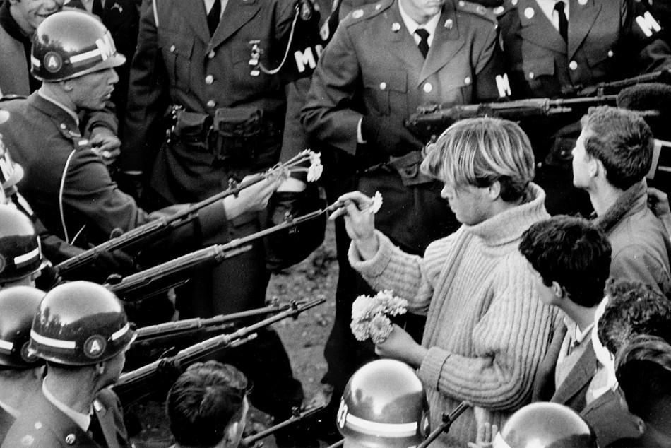 Bernie Boston, Flower Power - 1967