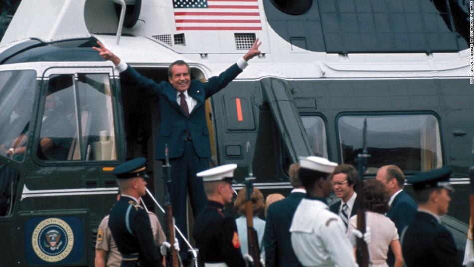 Fotografia europea 5 decenni per 5 scatti gli anni 70 for Scandalo di watergate