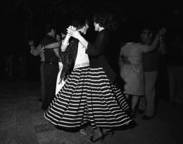 Gabriele Basilico, Dancing in Emilia, 1978 @Gabriele Basilico