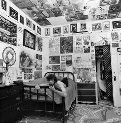 Elaine Mayes Sam Ridge, Haight Ashbury Haight Ashbury (San Francisco), 1967 Digital archival photograph,  43 x 56 (3/10) Coutesy dell'autore